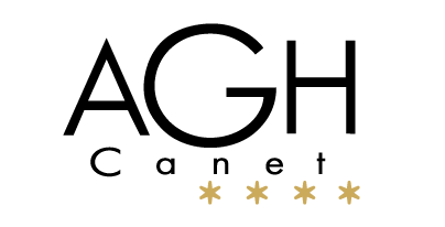 Hotel AGH Canet Logo