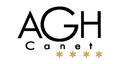 Hotel AGH Canet – WEB OFICIAL Logo